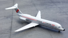 Jet-x Airborne express DC-9 N989AX Scale 1/400 JET068