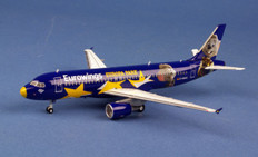 Herpa Wings Eurowings Airbus A320 Europa-Park D-ABDQ Scale 1/200 558808	Price TTC