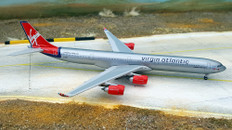 Gemini Jets Virgin Atlantic Airbus A340-600 G-VATL Scale 1/400 GJVIR507