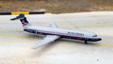 Gemini Jets British Airways BAC 1-11 G-AVMU Scale 1/400 GJBAW208