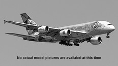 JC Wings Etihad Airways Airbus A380 Year of Zayed Reg: A6-APH With Stand   Scale 1/200 JC2034