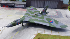 Corgi Avro Vulcan B2 XH558 Vulcan to the Sky Return to Flight October 2007 Scale 1/72 AA27201