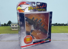 Corgi Warbirds Series Boeing B-17G Flying Fortress Sally B Scale 1/72 WB99612