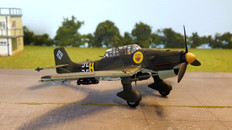 Corgi Ju87 Stuka B-2 T6-HL of 3/STG 2 immelmann St Malo France August 1940 Scale 1/72 AA32501