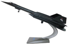 Air Force One models SR-71A Blackbird 61-7976 Snarling cat with stand Scale 1/72 AF1-0088D