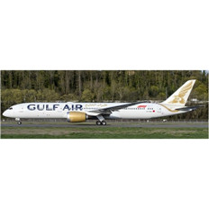 JC Wings Gulf Air Boeing 787-9 Dreamliner A9C-FA Scale 1/200 JC2134