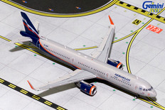 Gemini Jets Aeroflot Airbus A321S Scale 1/400 GJAFL1497