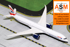 Gemini Jets British Airways Airbus A350-1000 G-XWBA Scale 1/400 GJBAW1759