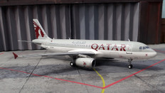 JC Wings Qatar Airbus A320 A7-AHH Scale 1/200 JC2572