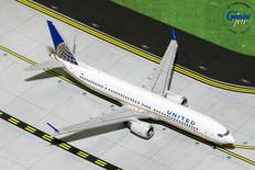 Gemini jets United Boeing 737 MAX 8 Scale 1/400 N67501 GJUAL1784