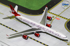 Gemini jets  Virgin Atlantic Airbus A340 G-VNAP Scale 1/400 GJVIR1766