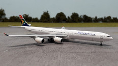 Herpa South African Airbus A340-600 Scale 1/500 507394