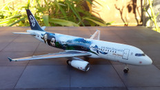 Herpa Lord of the Rings Air New Zealand Airbus A320 ZK-OJA Scale 1/200 550925