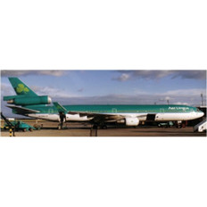 JC Wings  Aer Lingus MD-11 N272WA with stand Scale 1/400 JC4046