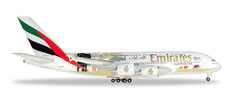 Herpa Wings Emirates Airbus A380 United for Wildlife Scale 1/500 532723