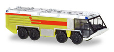Herpa Wings Airport Fire Engine - Lime green Scale 1/200 532921