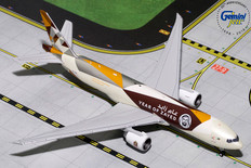 Gemini Jets Etihad CARGO Boeing 777F Year of Zayed A6-DDE Scale 1/400 GJETD1812
