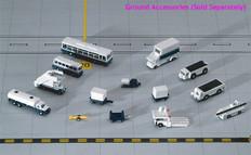 Gemini Jets Airport Vehicles Set Scale 1/400 GJARPTSETA