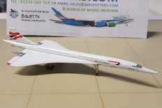 Gemini Jets British Airways Concorde G-BOAC Scale 1/400 GJBAW1539