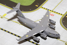 Gemini Jets Indian Air Force C-17 Scale 1/400 GMINF065