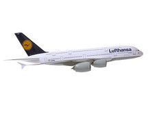 Herpa Snap-fit Lufthansa Airbus A380 Scale 1/250 607032