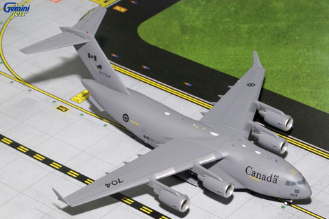 GEMINI 200 ROYAL CANADA AIR FORCE C-17 (Buffalo) 77004 SCALE 1/200 G2CAF646