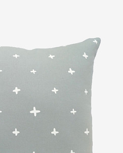 Dusty Blue Plus Pillow