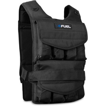 Fuel Pureformance Adjustable Weighted Vest, from 40-Pound to 120-Pound