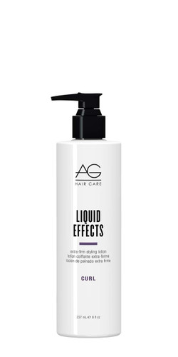 AG Hair Liquid Effects Extra-Firm Styling Lotion 8 oz
