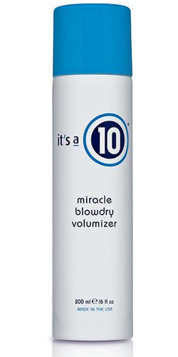Miracle Blowdry Volumizer Spray 6oz