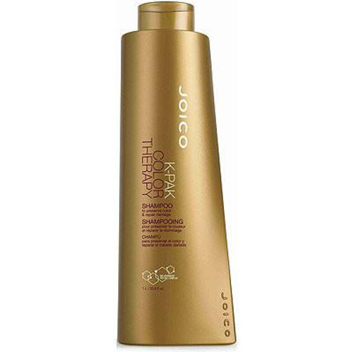 Joico K-PAK Color Therapy Shampoo, 10.1-oz