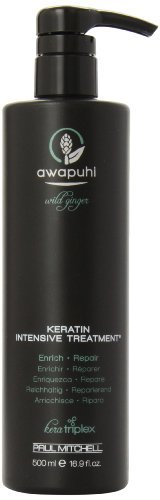 Paul Mitchell Awapuhi Wild Ginger Keratin Intensive Treatment 16.9oz