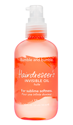 Bumble and Bumble Hairdresser's Invisible Oil, 3.4-oz