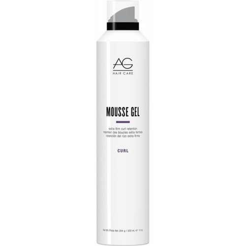 AG Hair Mousse Gel Extra-Firm Curl Retention, 10-oz