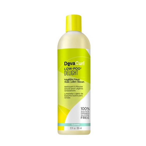 DevaCurl Delight Low-Poo Mild Lather Cleanser 12oz