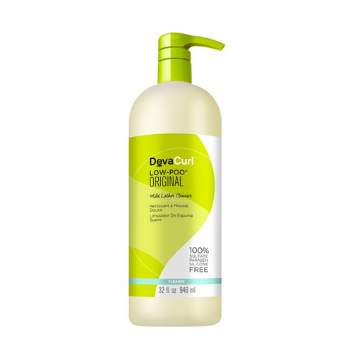 DevaCurl Low-poo And One Condition Conditioning Cleanser 32oz