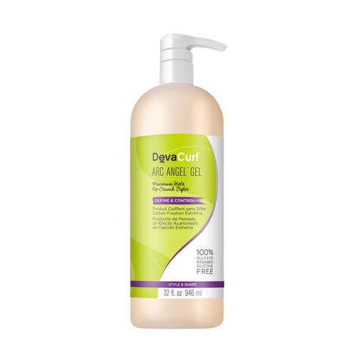 DevaCurl Arc Angel Maximum Hold No-Crunch Styler Gel 32oz