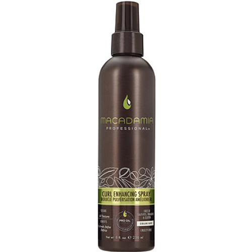 Macadamia Curl Enhancing Spray, 8-oz