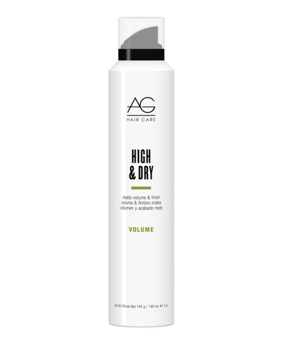 AG Hair High & Dry Matte Volume & Finish 5 oz
