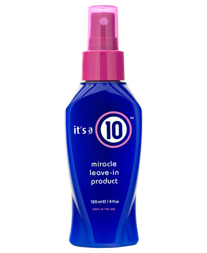 It's a 10 Miracle Leave-in Spray 4oz