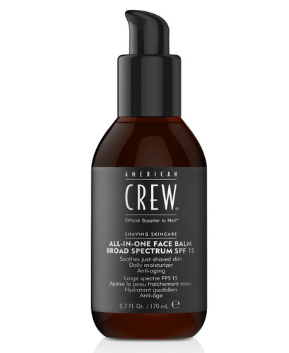 American Crew All In One Face Balm, 5.7oz