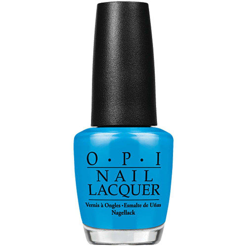 OPI No Room for Blues