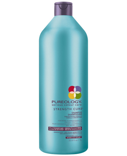 Pureology Strength Cure Shampoo, 33.8-oz
