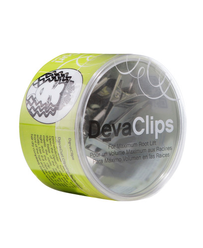 DevaClips Root-Lifting Curl Clips (8 Pack)