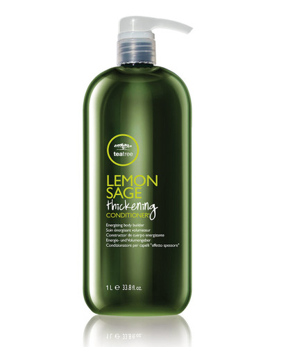 Tea Tree Lemon Sage Thickening Conditioner, 33.8oz