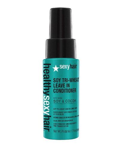 Healthy Sexy Hair Soy Tri-Wheat Leave-in Conditioner, 1.7oz