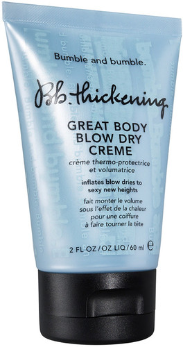 Bb. Thickening Great Body Blow Dry Creme, 2oz