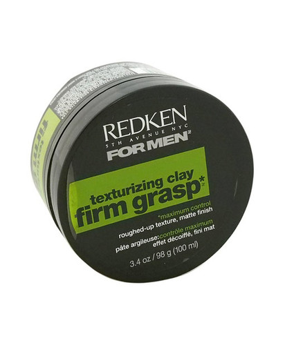 Redken For Men Texturizing Clay Firm Grasp Mask, 3.4oz