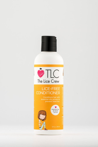 The Lice Crew Lice Free Conditioner 8 oz | Tuggl