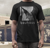 Bauhaus  Band  tee  shirt  t Shirt  peter murphy  love and rockets  bubblemen  dalis